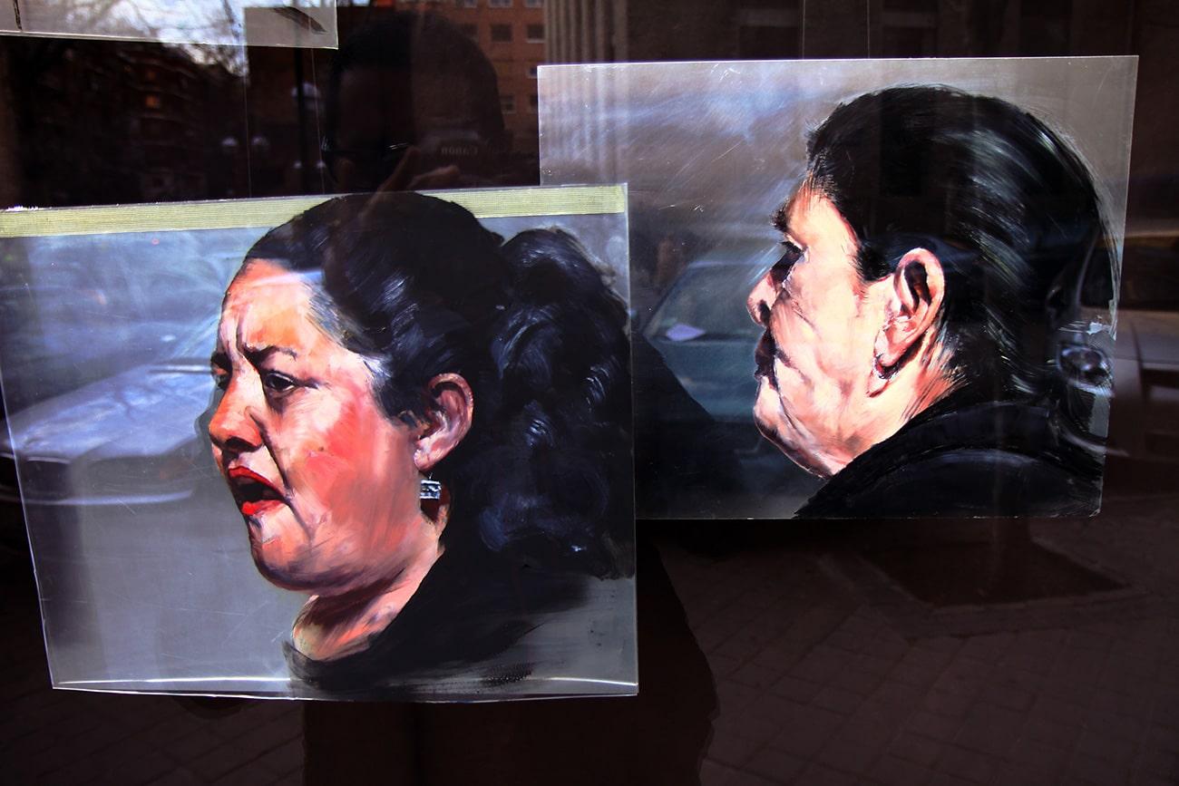 Heads - Isabel Gómez Liebre