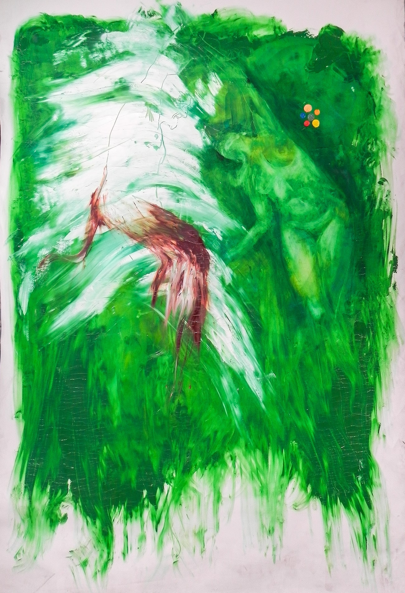 Green - Isabel Gómez Liebre