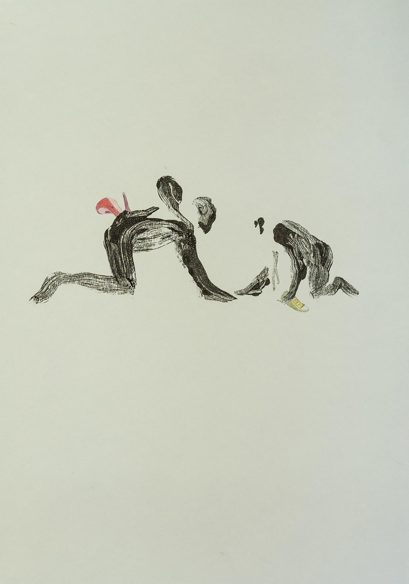 Zasca 01 - Isabel Gómez Liebre