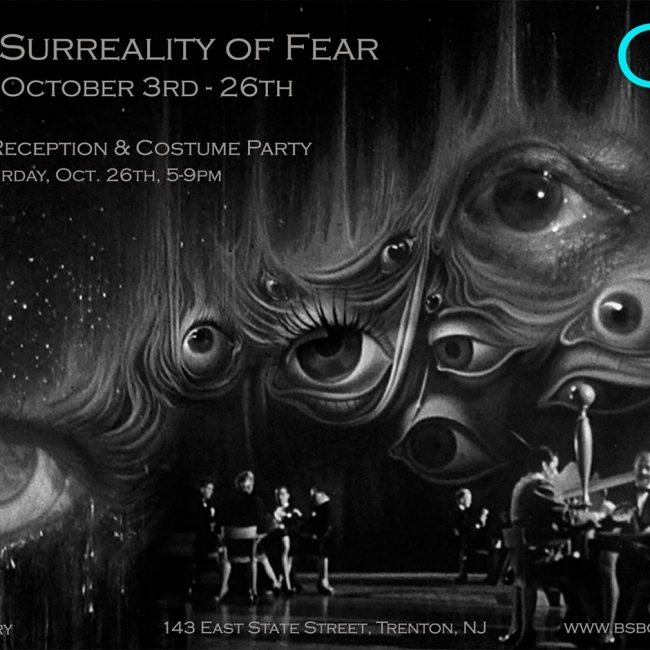 The Surreality of Fear - Isabel Gómez Liebre