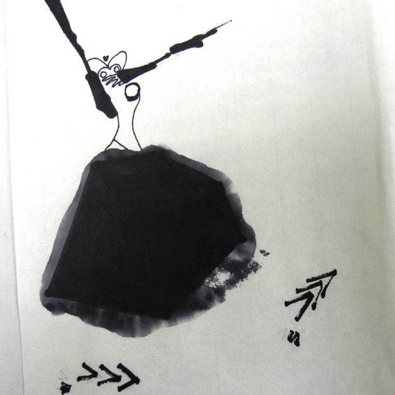 Dibujos consecutivos E - Isabel Gómez Liebre
