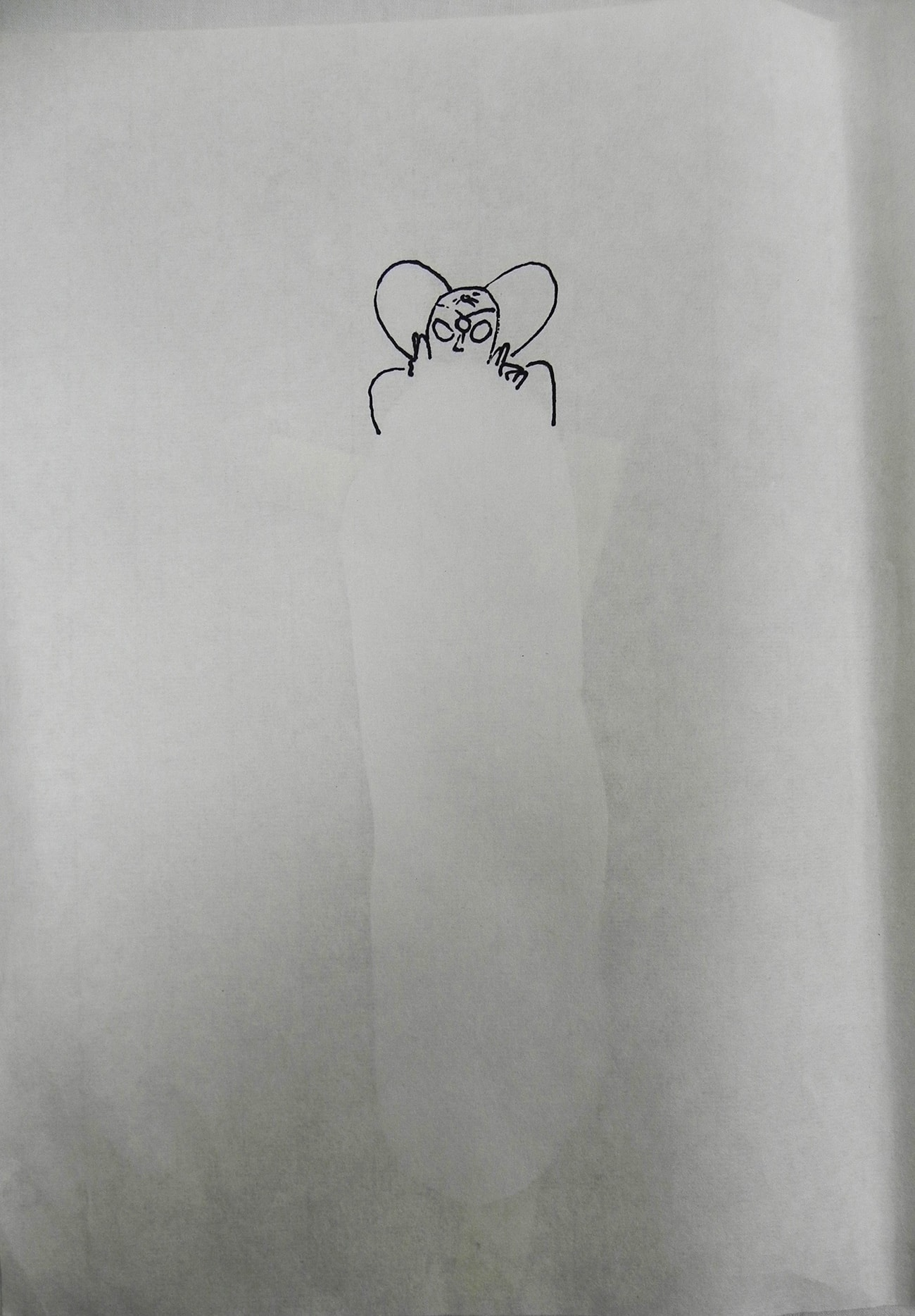 Consecutive Drawings 0 - Isabel Gómez Liebre