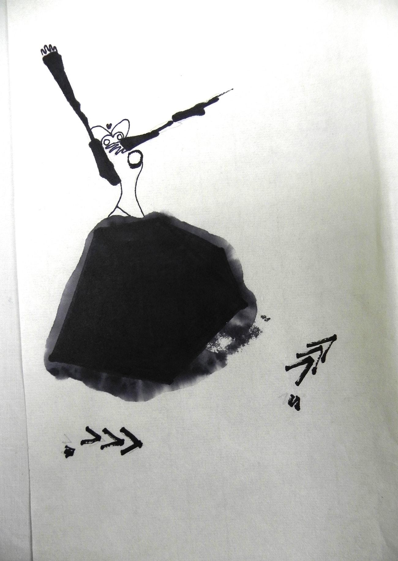 Consecutive Drawings 1E - Isabel Gómez Liebre