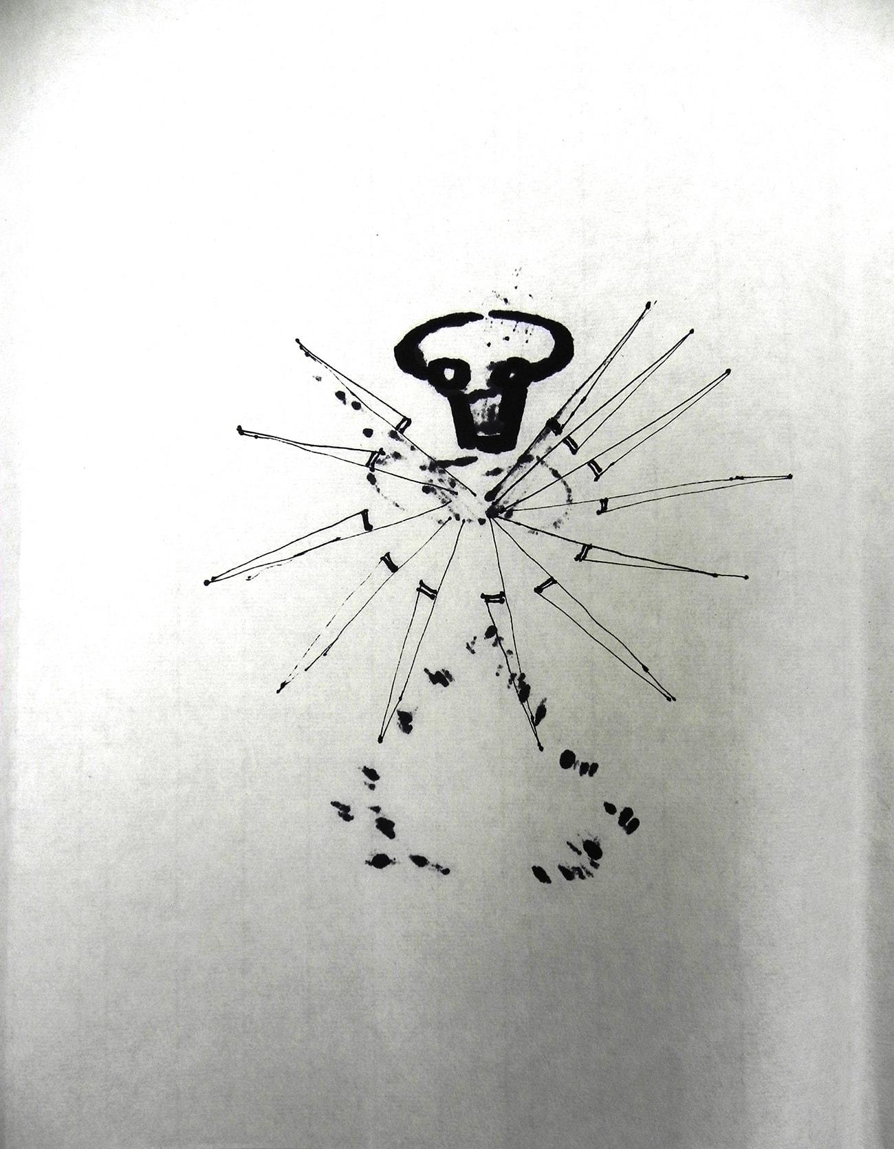 Consecutive Drawings 2D - Isabel Gómez Liebre