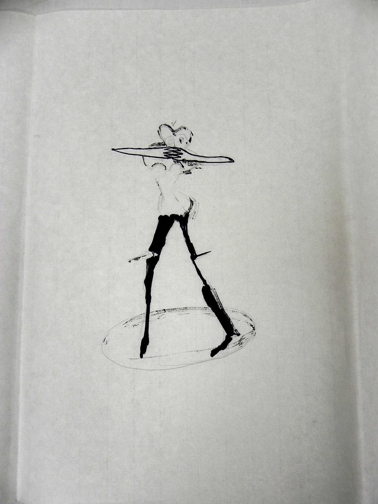 Consecutive Drawings 3 - Isabel Gómez Liebre