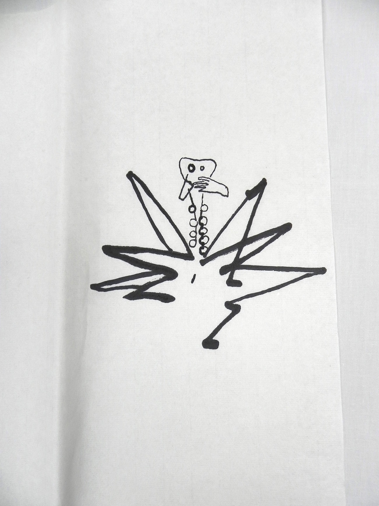 Consecutive Drawings 5 - Isabel Gómez Liebre
