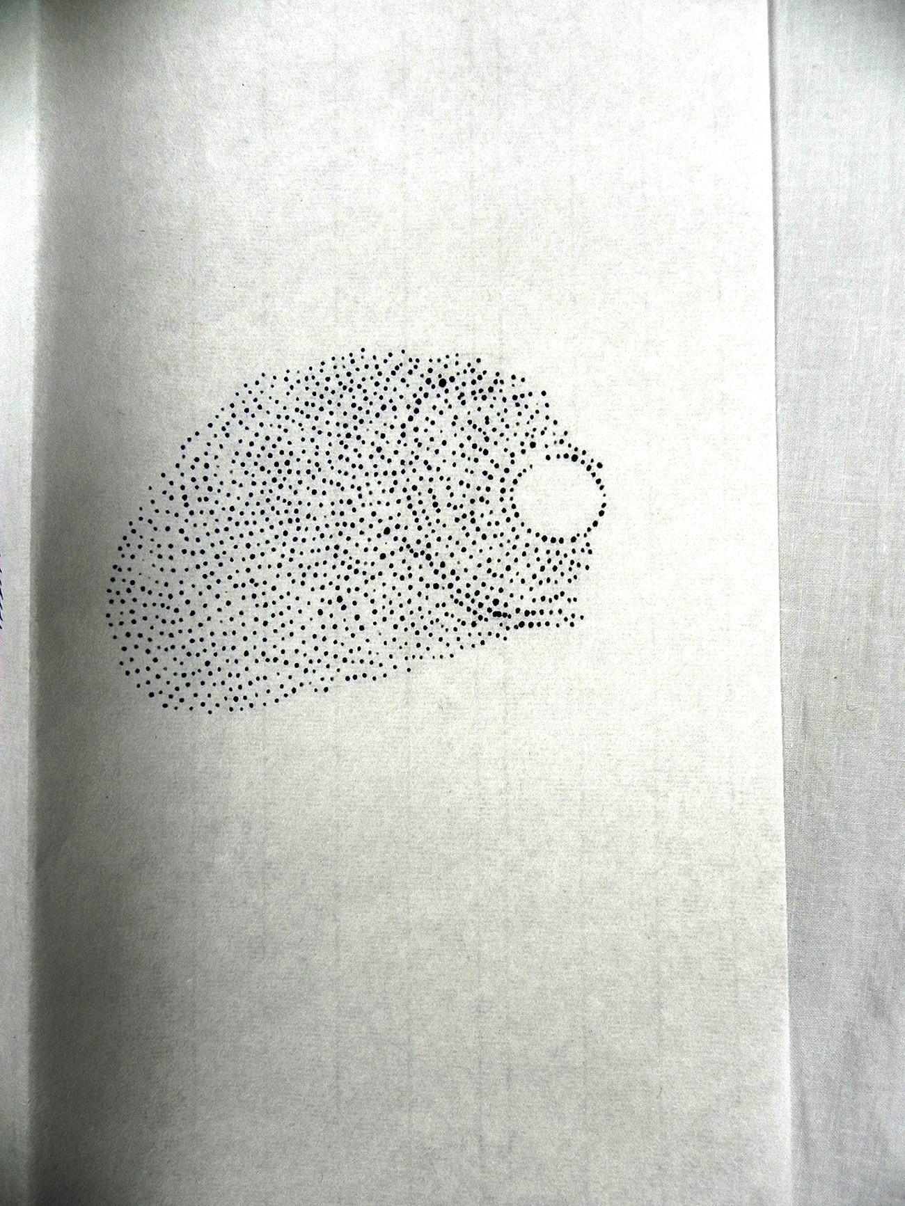 Consecutive Drawings 6D - Isabel Gómez Liebre