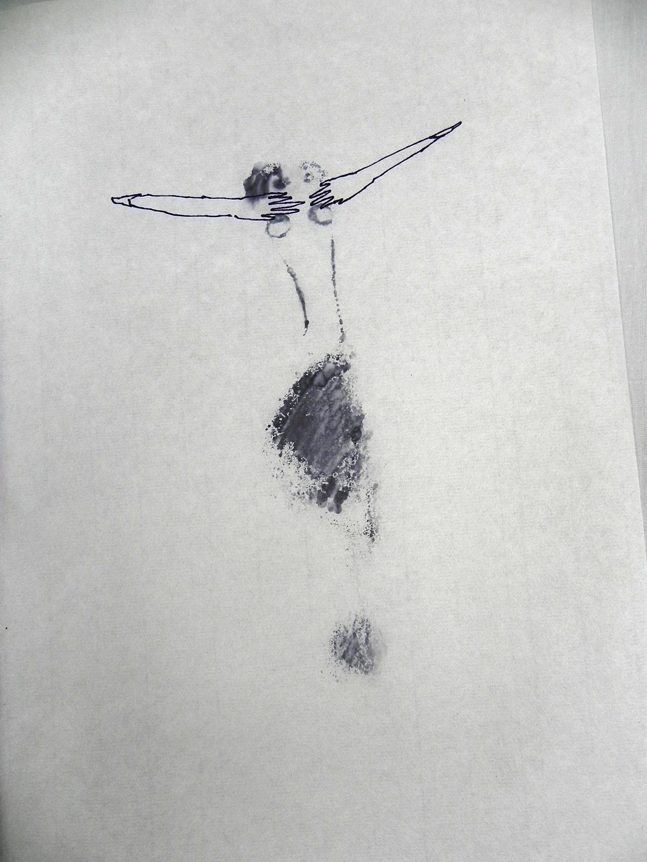 Consecutive Drawings 6E - Isabel Gómez Liebre