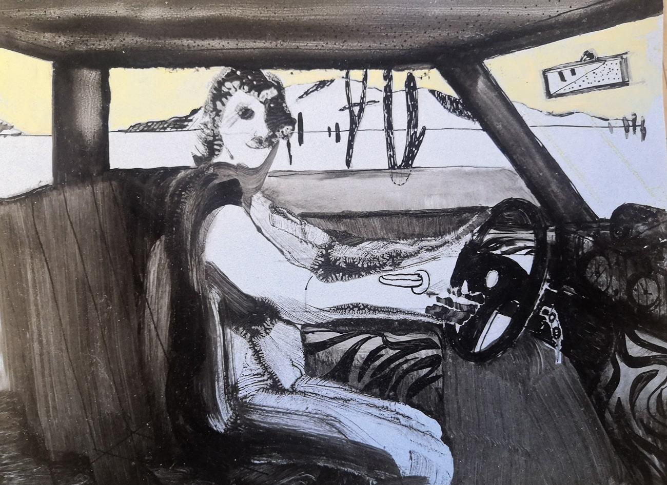 En la carretera - Isabel Gómez Liebre